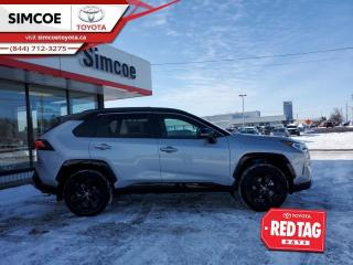 New 2021 Toyota RAV4 Hybrid XSE Package  - Sunroof for sale in Simcoe, ON
