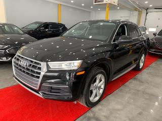 Used 2018 Audi Q5 Premium Plus - Progressiv for sale in Richmond Hill, ON