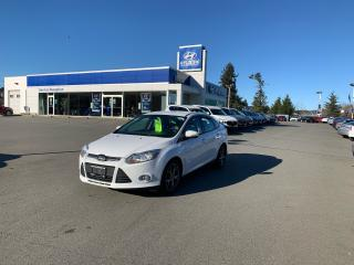 Used 2013 Ford Focus SE for sale in Duncan, BC