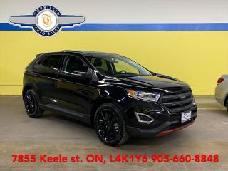 Used 2016 Ford Edge Titanium AWD, Fully Loaded, 2 Years Warranty for sale in Vaughan, ON