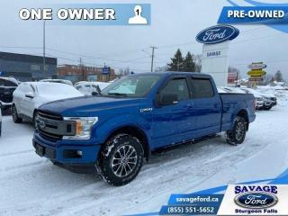 Used 2018 Ford F-150 XLT  - Trade-in - One owner for sale in Sturgeon Falls, ON