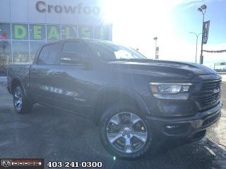 New 2021 RAM 1500 Laramie for sale in Calgary, AB