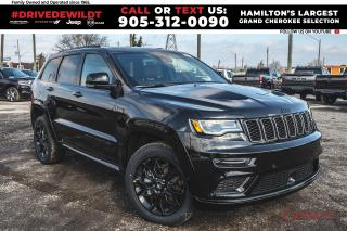 New 2021 Jeep Grand Cherokee Limited X | ProTech Grp | Alpine Sound | Tow Pkg | for sale in Hamilton, ON