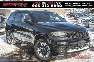 New 2021 Jeep Grand Cherokee Limited X | Protech | Tow Pkg | for sale in Hamilton, ON