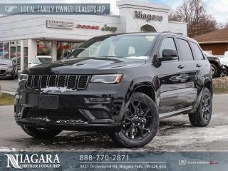 New 2021 Jeep Grand Cherokee Limited X for sale in Niagara Falls, ON