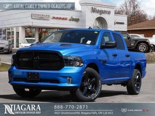 New 2021 RAM 1500 Classic NIGHT EDITION for sale in Niagara Falls, ON