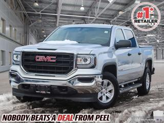 Used 2018 GMC Sierra 1500 Base for sale in Mississauga, ON