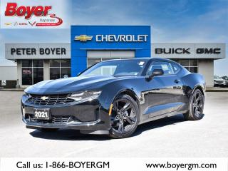 New 2021 Chevrolet Camaro 1LT for sale in Napanee, ON