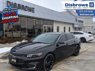 Used 2018 Chevrolet Malibu LT for sale in St. Thomas, ON