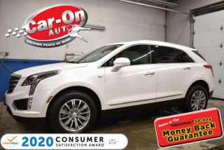 Used 2017 Cadillac XT5 AWD LUXURY | PANO ROOF | NAVI | DRIVER AWARENESS P for sale in Ottawa, ON