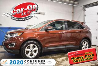 Used 2015 Ford Edge Only 60,000km SEL AWD | NAVIGATION | for sale in Ottawa, ON
