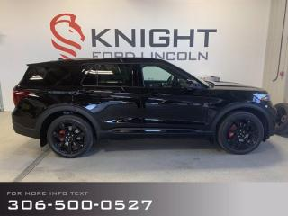 New 2021 Ford Explorer ST, 400 hp! for sale in Moose Jaw, SK