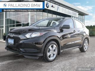 Used 2016 Honda HR-V LX - Only 38,590km, lowest in Onatrio, Remote Start, Warranty for sale in Sudbury, ON