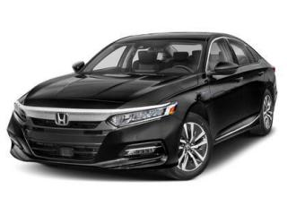 Used 2020 Honda Accord Hybrid CVT for sale in Whitby, ON