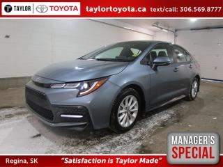 New 2021 Toyota Corolla SE Save $750 for sale in Regina, SK