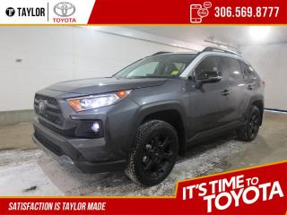 New 2021 Toyota RAV4 TRAIL for sale in Regina, SK