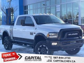 Used 2017 RAM 2500 Power Wagon for sale in Calgary, AB