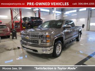 Used 2015 Chevrolet Silverado 1500 for sale in Moose Jaw, SK