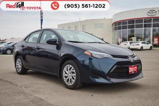 Used 2017 Toyota Corolla LE for sale in Hamilton, ON