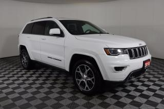 Used 2018 Jeep Grand Cherokee Limited STERLING EDITION | 4X4 | NAVIGATION | LEATHER for sale in Huntsville, ON