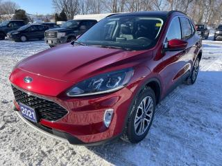 New 2021 Ford Escape SEL AWD for sale in Cornwall, ON