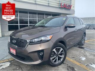 Used 2019 Kia Sorento 3.3L EX EX V6 #AWD #Leather #3rd row #Blind Spot Detection for sale in Chatham, ON