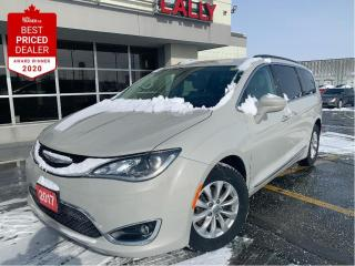 Used 2017 Chrysler Pacifica Touring-L, #Heated Leather Seats #Back-up Cam for sale in Chatham, ON