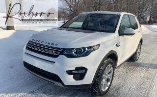 Used 2017 Land Rover Discovery Sport HSE for sale in Roxboro, QC