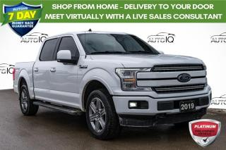Used 2019 Ford F-150 Lariat LOW MILEAGE CREW CAB for sale in Innisfil, ON