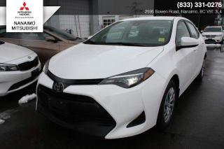 Used 2018 Toyota Corolla LE for sale in Nanaimo, BC