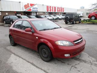 Used 2007 Chevrolet Optra5 LT ~ LOW KM ~ SAFETY INCLUDED for sale in Toronto, ON