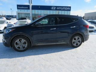 Used 2017 Hyundai Santa Fe Sport ULTIMATE/PANO ROOF/HEADS UP/COOLED SEATS for sale in Edmonton, AB