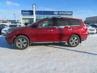Used 2019 Nissan Pathfinder SL PREM/LEATHER/ROOF/NAVI/LOW KMS for sale in Edmonton, AB
