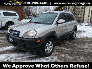 Used 2006 Hyundai Tucson GL for sale in Guelph, ON