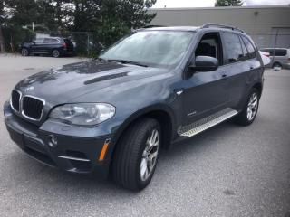 Used 2013 BMW X5 35i for sale in Black Creek, BC