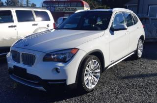Used 2014 BMW X1 xDrive28i for sale in Black Creek, BC