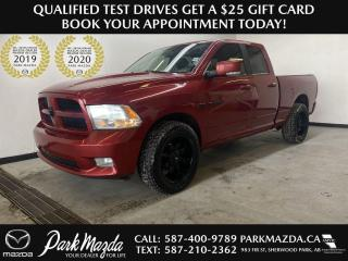 Used 2010 Dodge Ram 1500 Sport for sale in Sherwood Park, AB