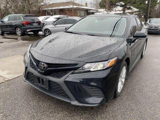 Used 2019 Toyota Camry SE for sale in Toronto, ON