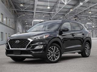 New 2021 Hyundai Tucson for sale in Toronto, ON