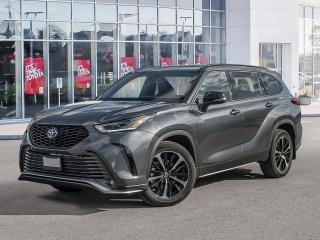 New 2021 Toyota Highlander Highlander XSE AWD for sale in Pickering, ON