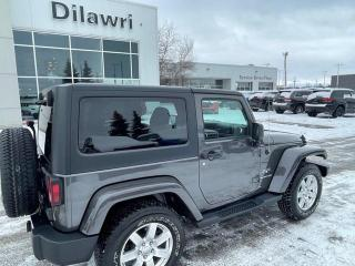 Used 2018 Jeep Wrangler JK Sahara for sale in Nepean, ON