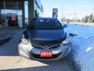 Used 2016 Hyundai Elantra Sport for sale in Nepean, ON