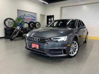 Used 2018 Audi A4 for sale in London, ON