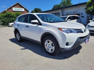 Used 2013 Toyota RAV4 LE AWD for sale in Waterdown, ON