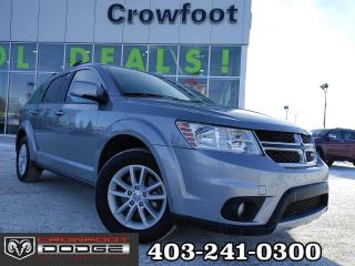 Used 2017 Dodge Journey SXT WITH REAR DVD AWD for sale in Calgary, AB