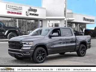 New 2021 RAM 1500 NIGHT EDITION SPORT for sale in Simcoe, ON