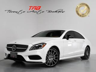 Used 2017 Mercedes-Benz CLS-Class CLS 550 AMG I SUNROOF I NAV I CLEAN CARFAX for sale in Vaughan, ON
