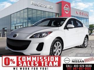 Used 2013 Mazda MAZDA3 GX for sale in Medicine Hat, AB
