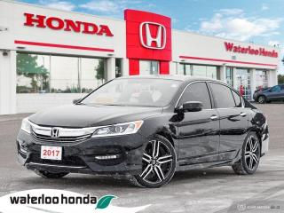 Used 2017 Honda Accord Sedan Sport for sale in Waterloo, ON