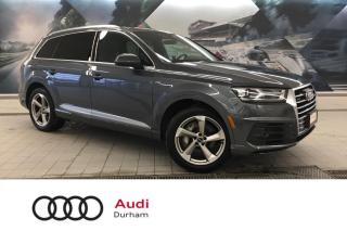 Used 2018 Audi Q7 Audi 3.0T Progressiv + Adapt Cruise | Lane Assist | Nav for sale in Whitby, ON